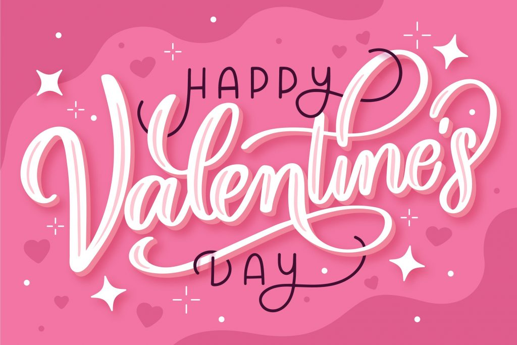 Happy Valentine's Day 2021 Card