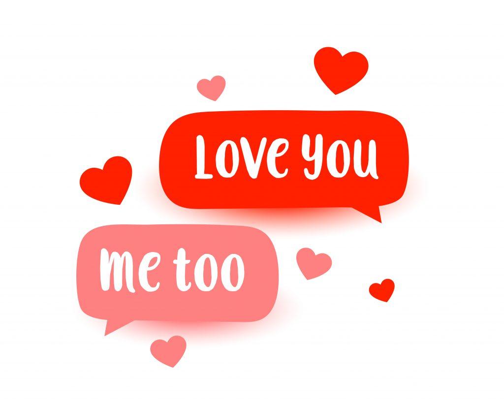 Happy Valentine's Day Red Heart